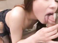 Fucker is hotly fondling his young girlfriend's pussy