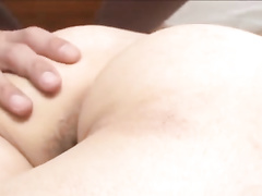 Exciting young chick gets undressed and fucked up hard